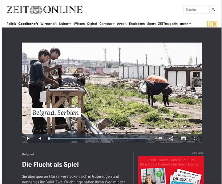 Zeit.de - July 2017