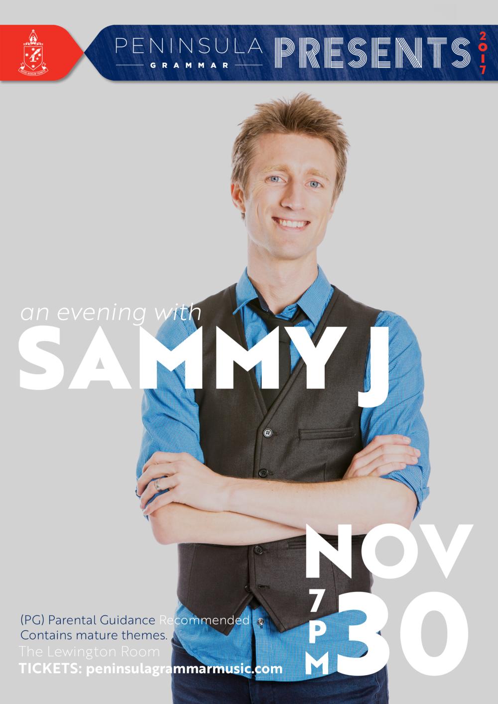SAMMY J Poster.png