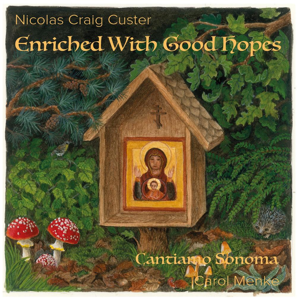 Good Hopes CD Cover