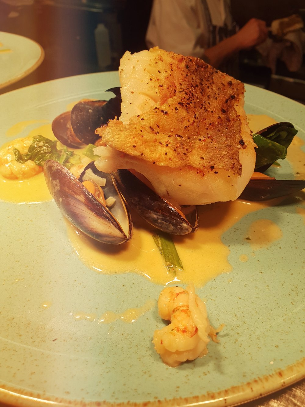 COD MUSSELS