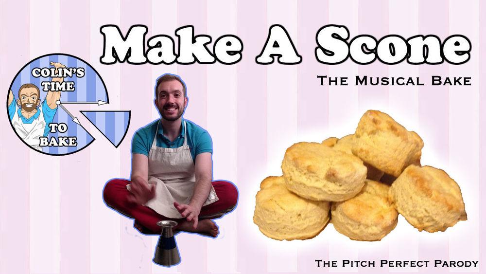 Make a scone