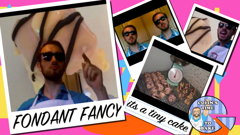 Fondant Fancy