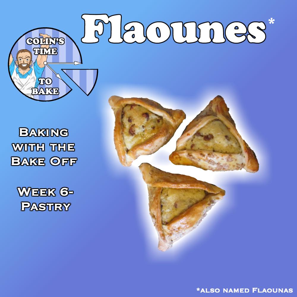 Flaounes