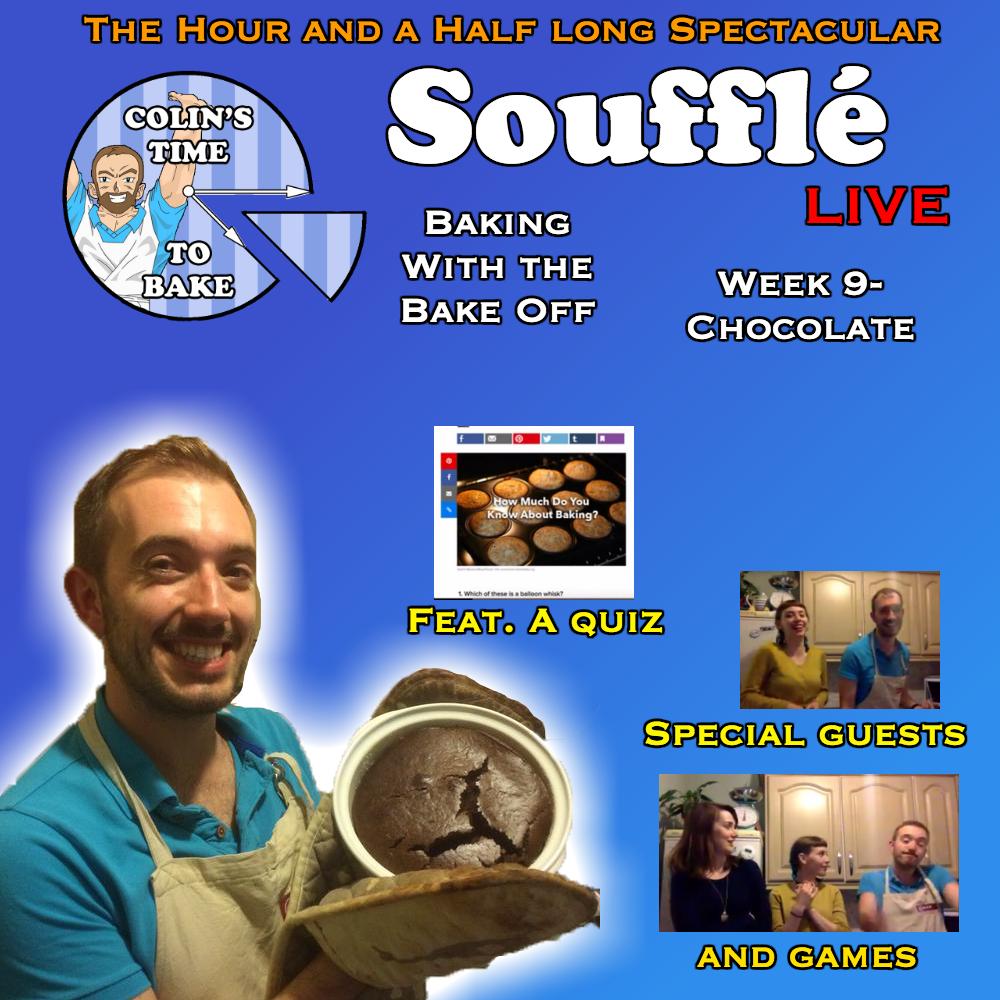 Soufflé Live Bake