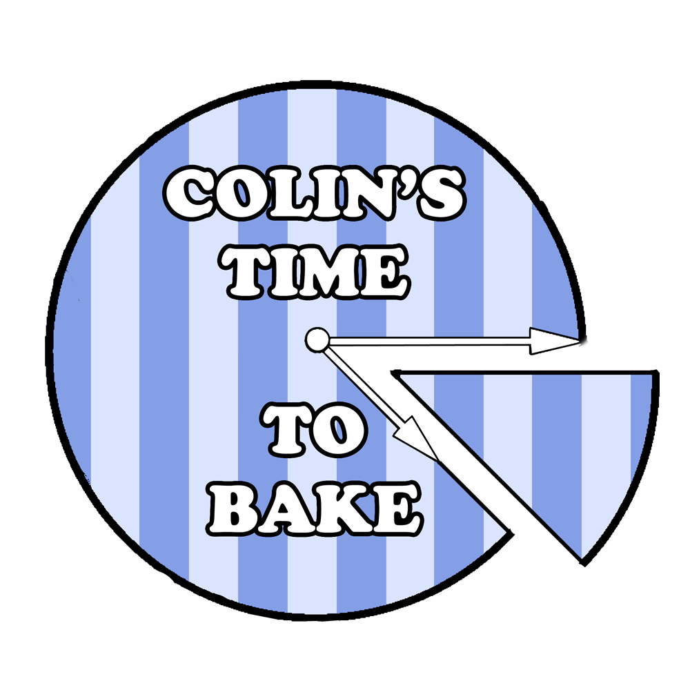 Colin's Time to Bake