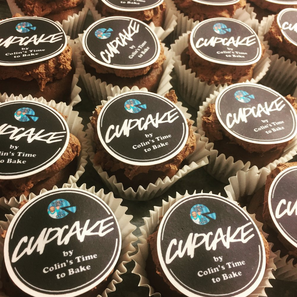 - Inspired, yet again, by Lush Cosmetics, this week I made an edible version of their Cupcake Fresh Face Mask. Delicious, chocolatey and also vegan. I was making them for an event at Lush Arndale in Manchester for a bloggers night. Now you can make your own. Lets get started.