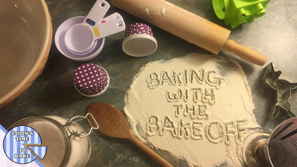 Baking with the Bake Off - All of my attempts at the Technical Challenges from The Great British Bake Off from 2014-2017