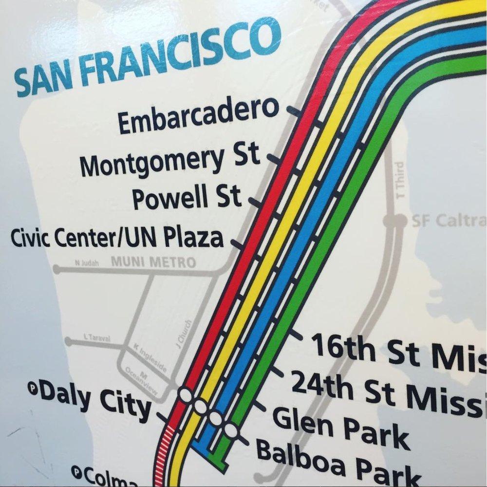 San Francisco - Coming Soon