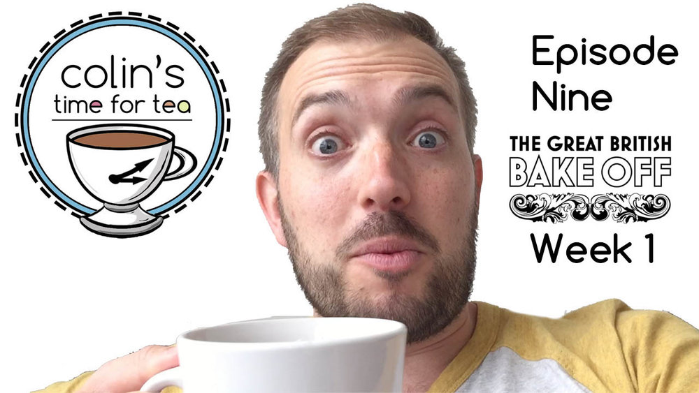 Episode Nine - The Great British Bake Off is back! Each week I will be giving a little low down on each of the challenges, share my favourite tweets, and my favourite innuendos. This week, its Biscuit Week.