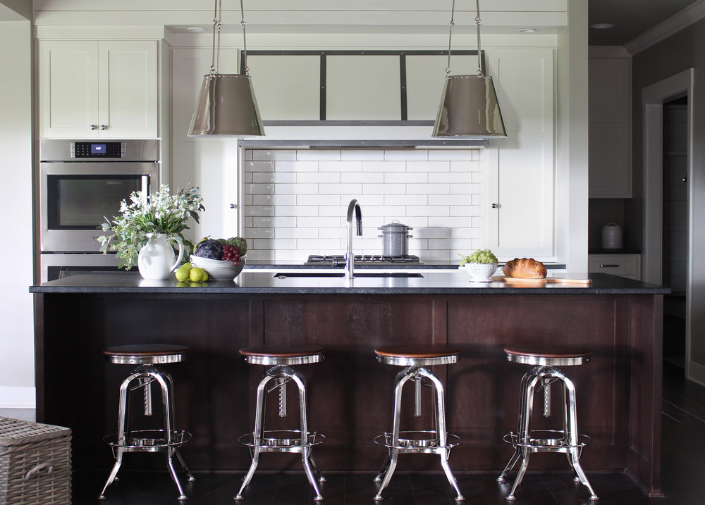 White Kitchen Hood Black Countertop.jpg