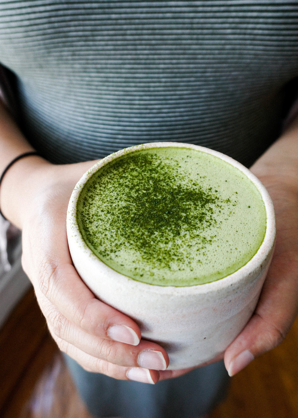 Cho Best Matcha Latte