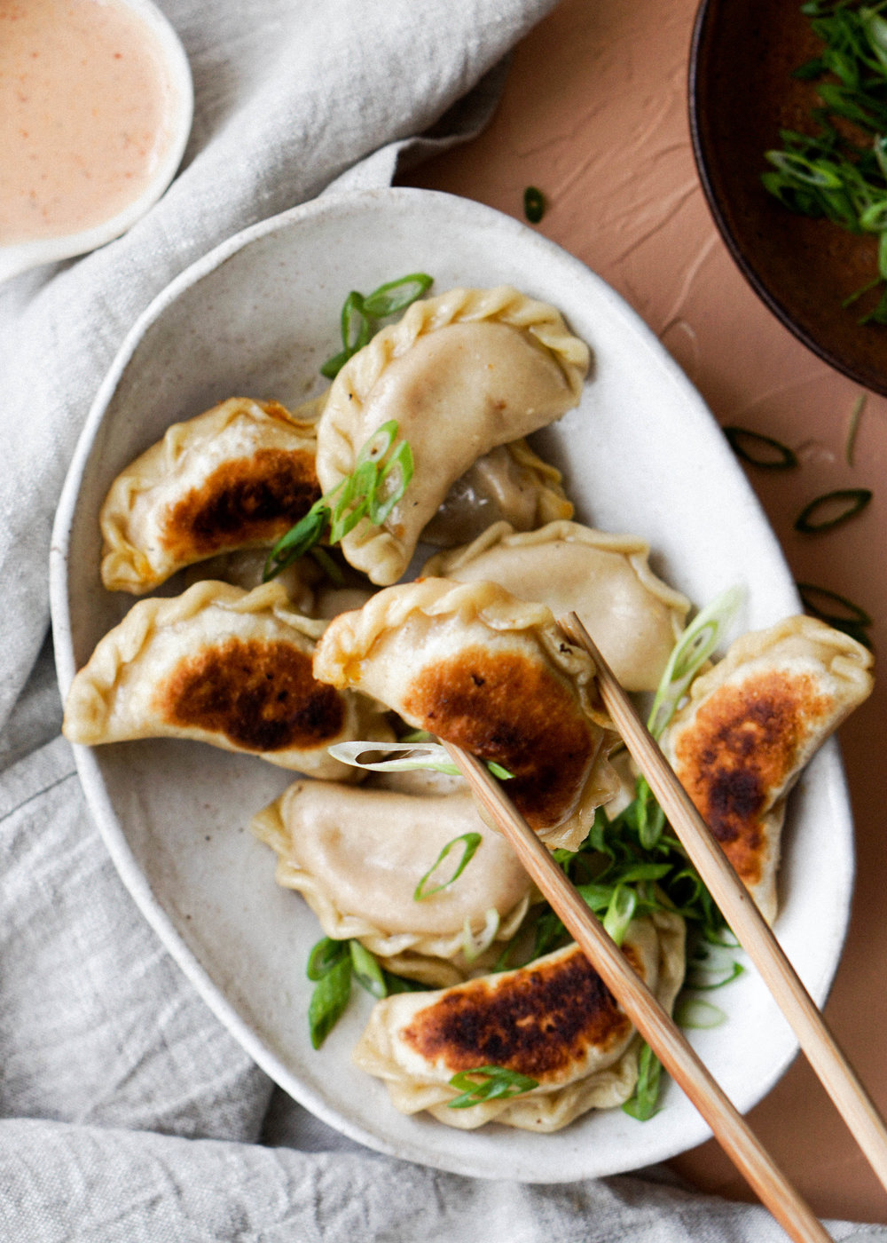 Pumpkin Curry Dumplings // Eat Cho Food