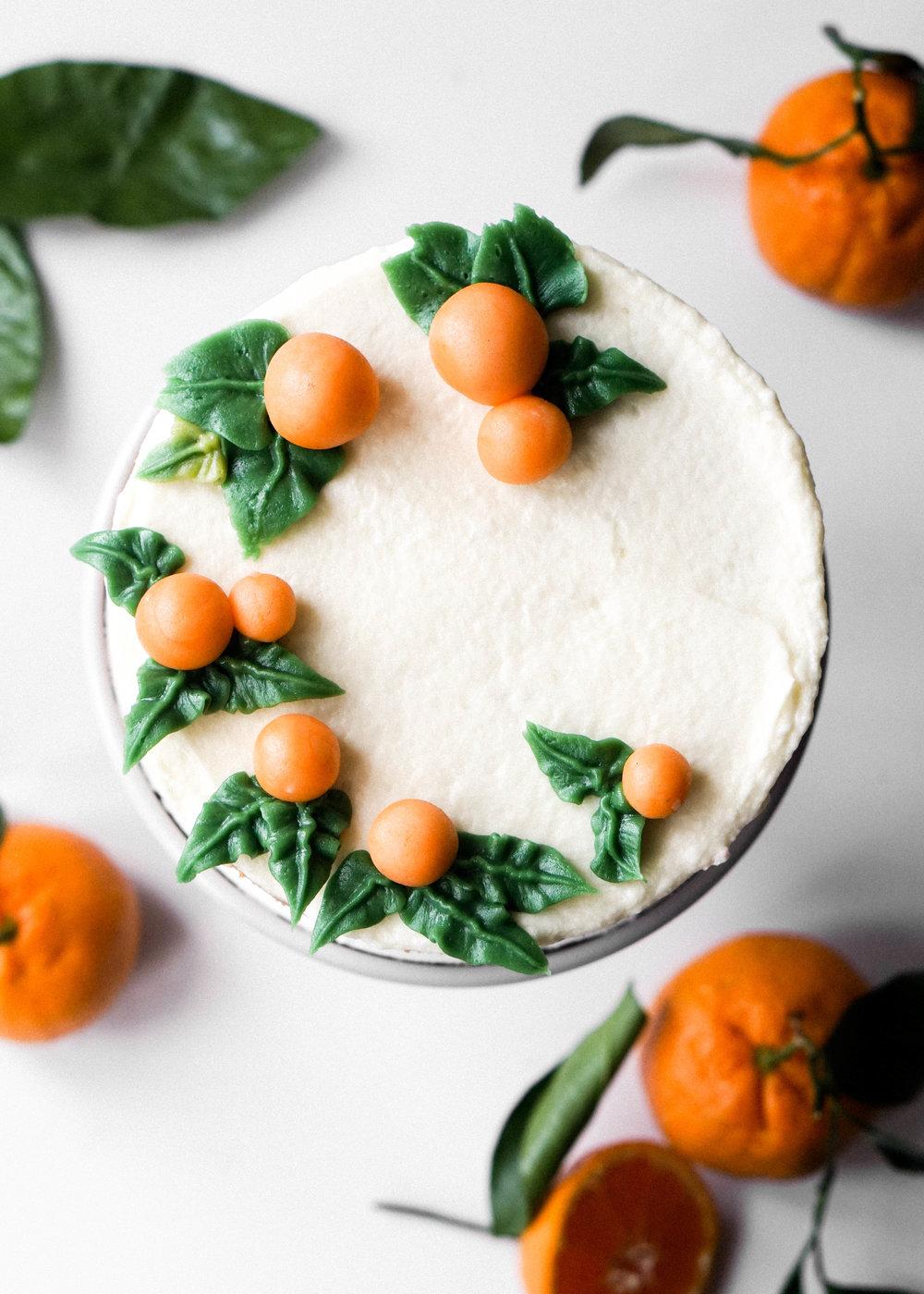 Mini Almond and Satsuma Orange Cake // https://eatchofood.com/blog/2019/1/12/mini-almond-and-satsuma-orange-cake // Gluten Free
