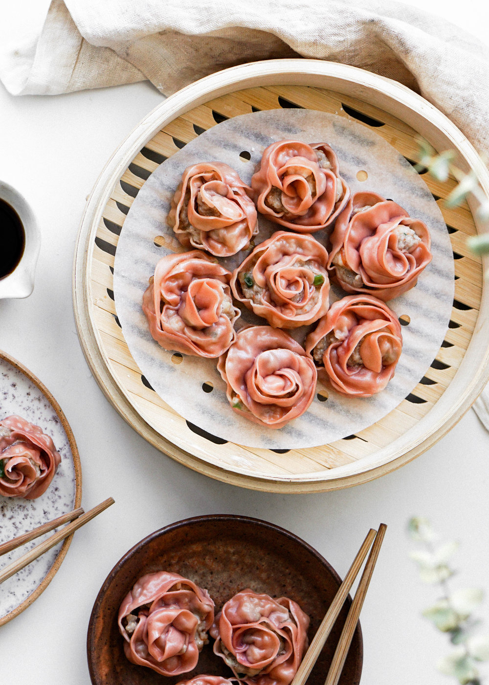 Rose Siu Mai // Eat Cho Food