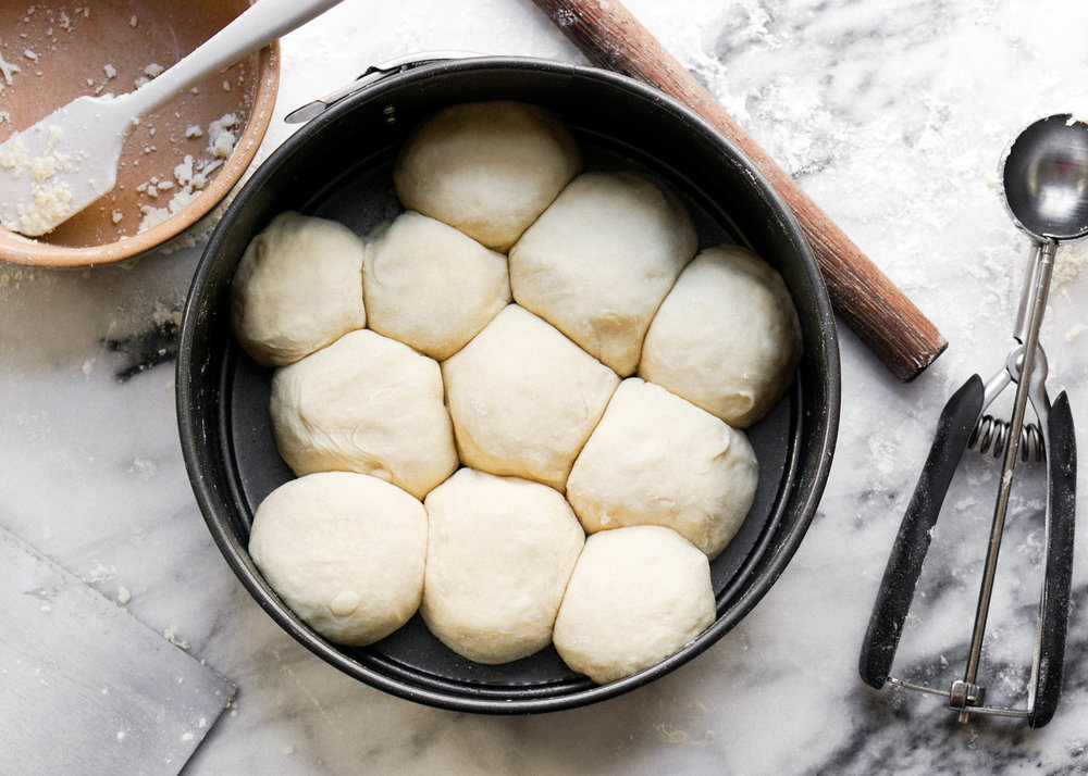 Coconut Buns (Cocktail Buns) - Eat Cho Food