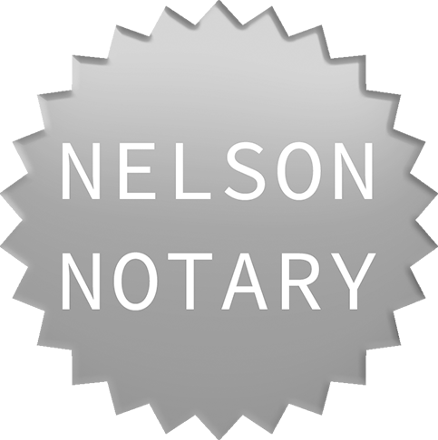 Nelson Notary