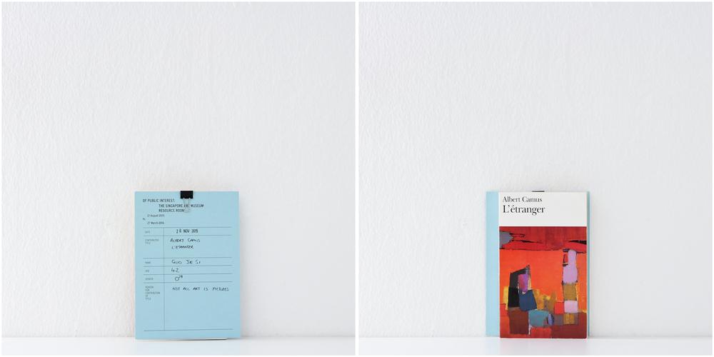 'L'Etranger', 22/11/15, Guo Jie Si, 42, Male