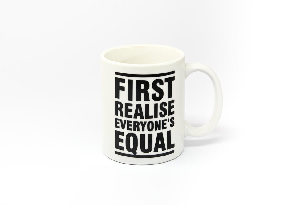 'FCC' (organisation) mug