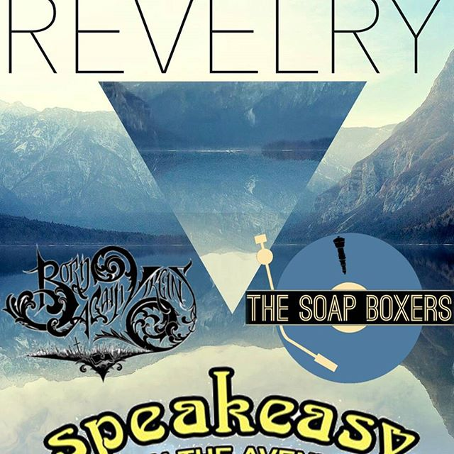 Come rock with us downtown Austin on Thurs August 18th for #sundownrevelry 's debut at Speakeasy!