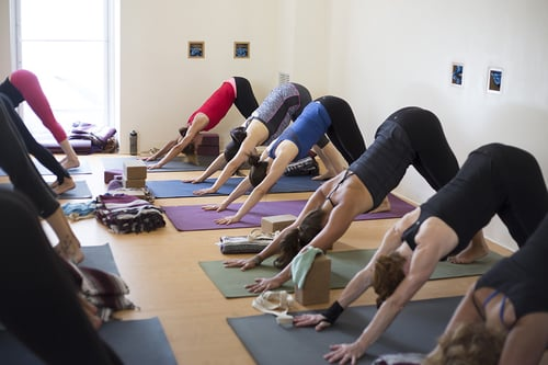 Flow Foundations Teaches The Basics Of Yoga Poses And Breathing Techniques Class Is Moderately Paced To Cultivate Strength Flexibility
