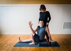Inspirational Down Under Yoga Brookline