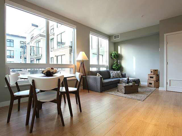 1 bed - 1 bath - 546 Square Feet - West Cambie, Richmond - $350,000
