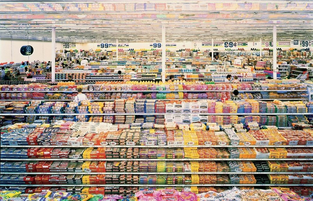 Andres Gursky - 99 Cent