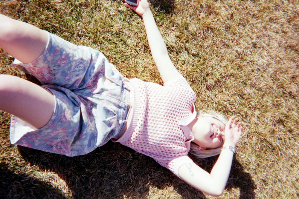 nancy on the lawn - CU - spring17.jpg