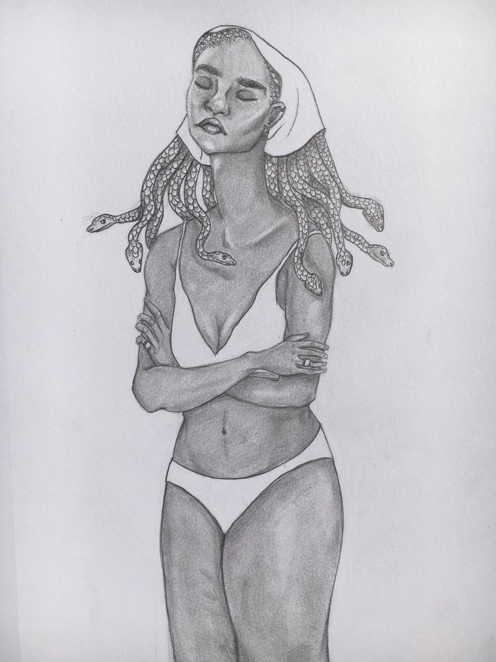 Medusa - Cameron Lee