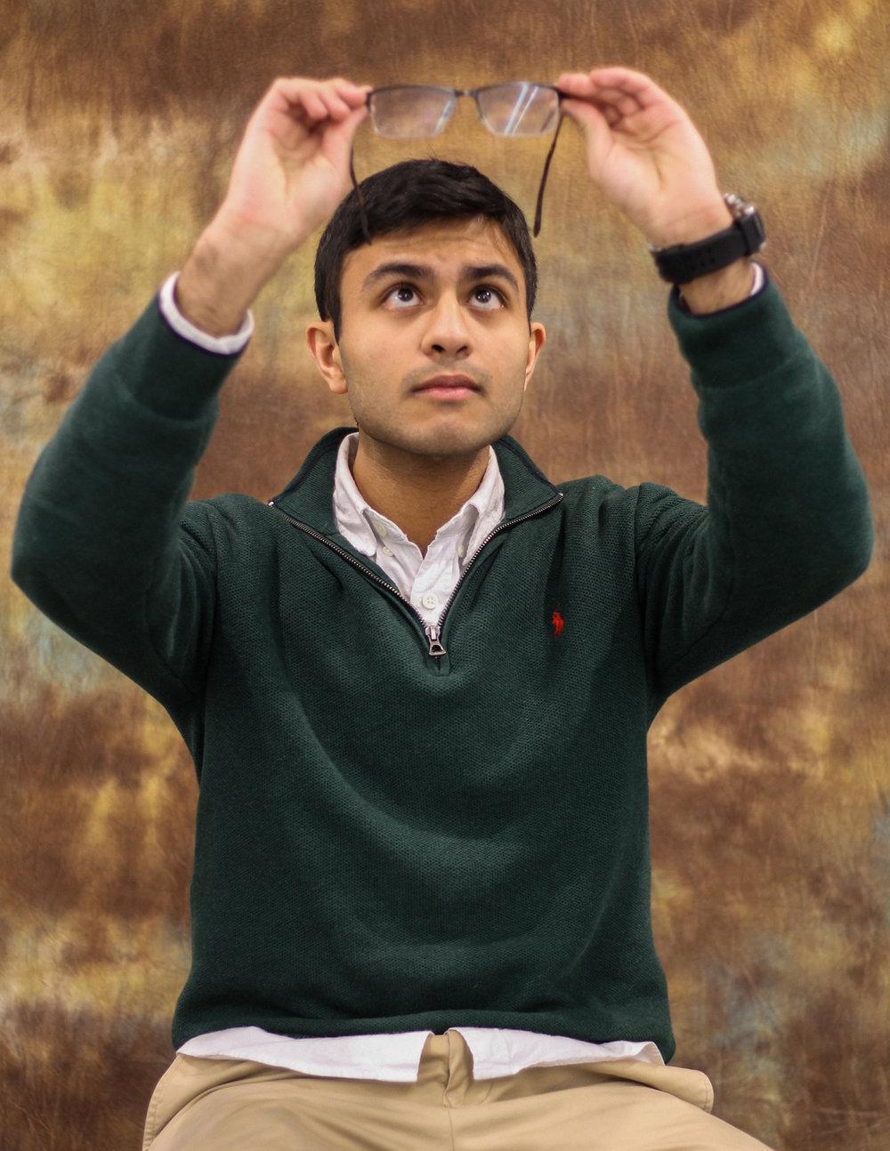 Mohar Kalra - Webmaster