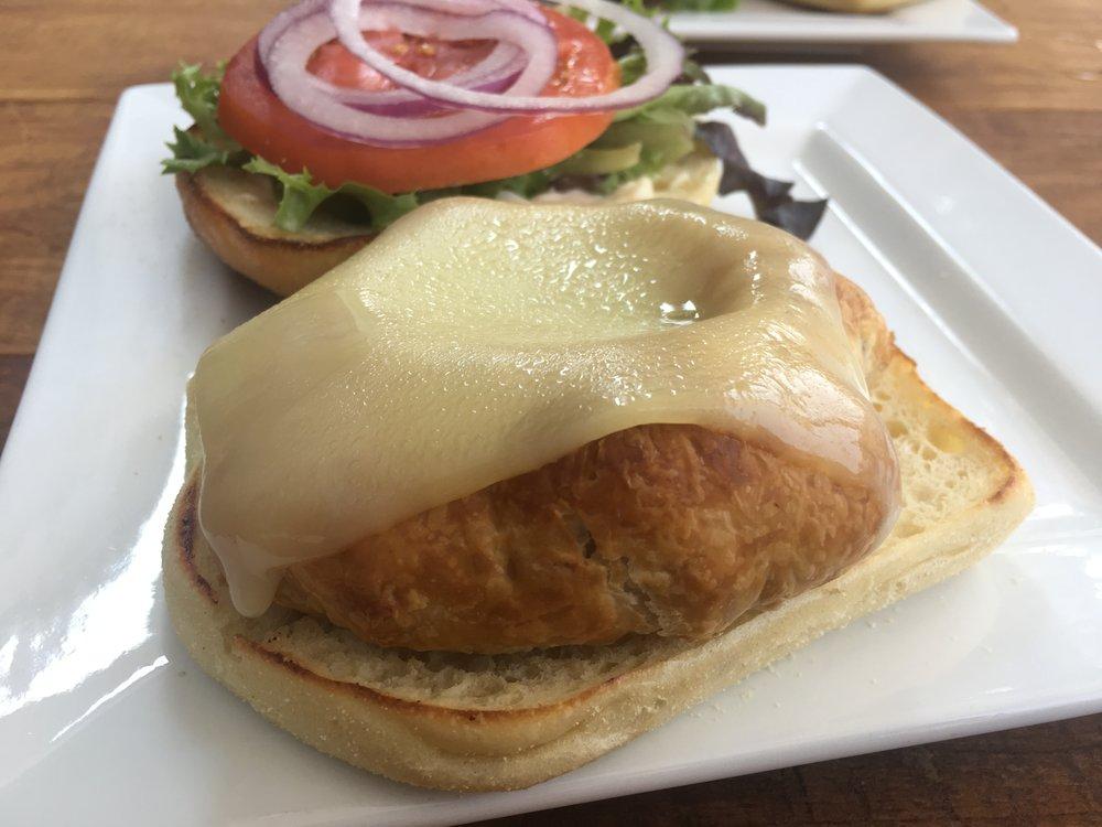 Kells Ballycastle Sausage Roll Burger