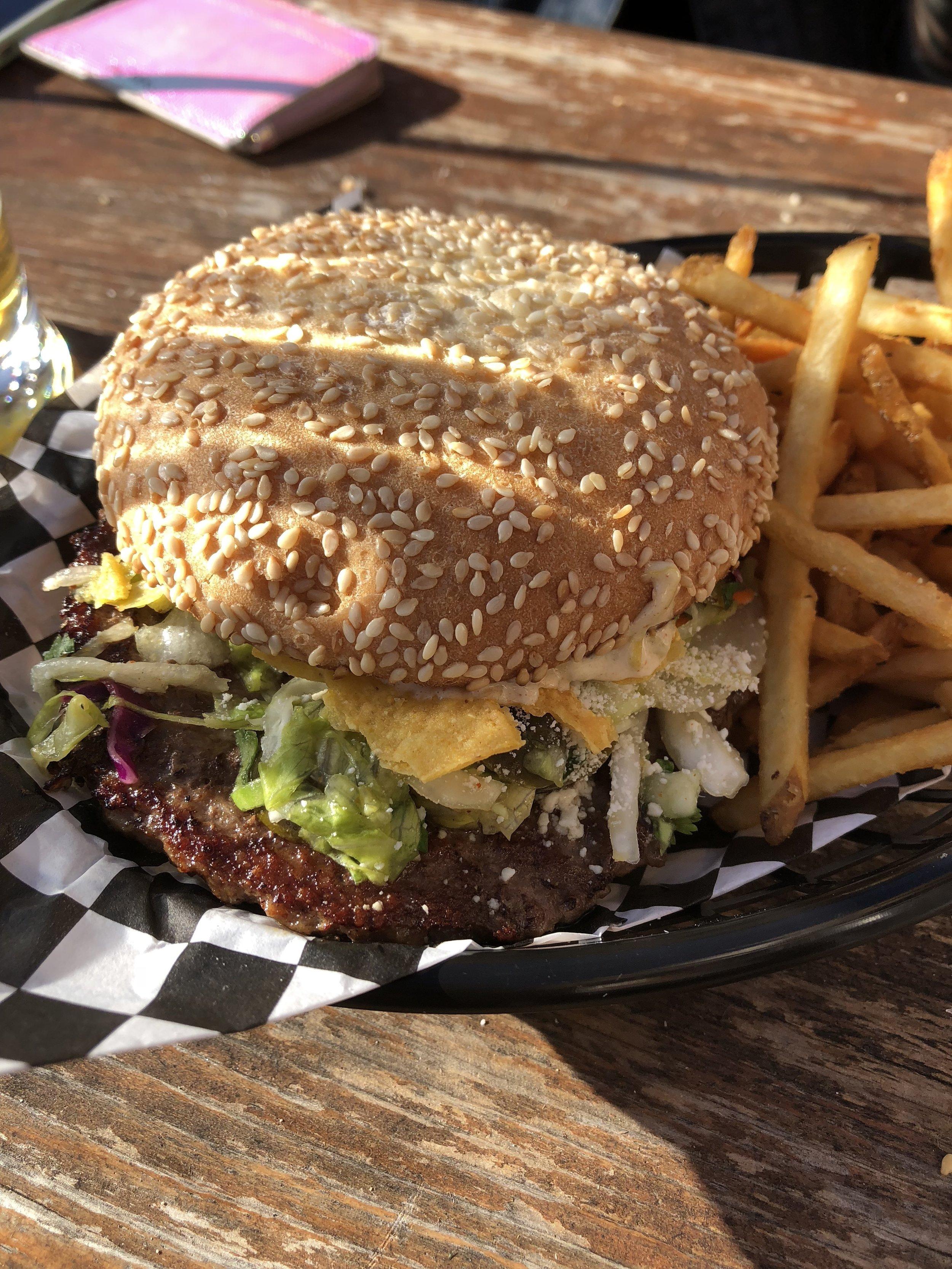 Day Three: Peak Performance — I Had The Burger