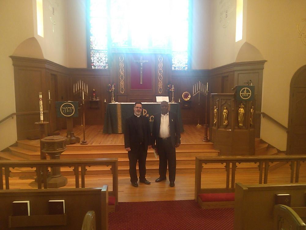 10/15/15 - Redeemer Lutheran, Fort Wayne