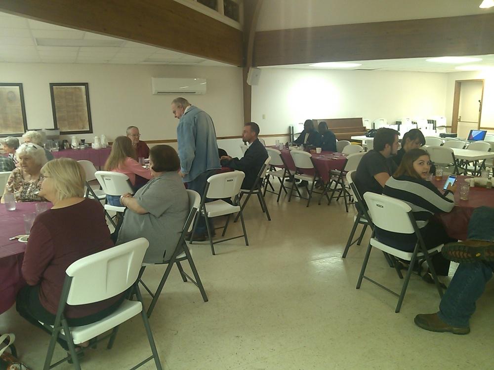 10/22/15 - Trinity Lutheran, Excelsior Springs, Missouri