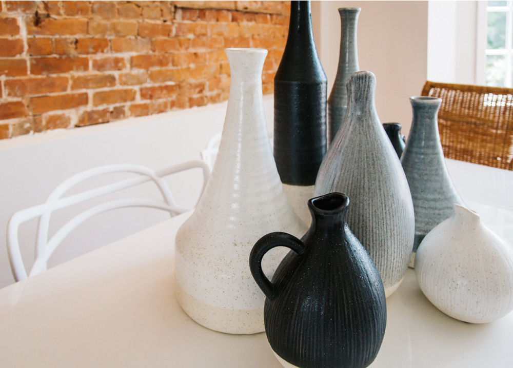 In love with this pottery by  Style In Form