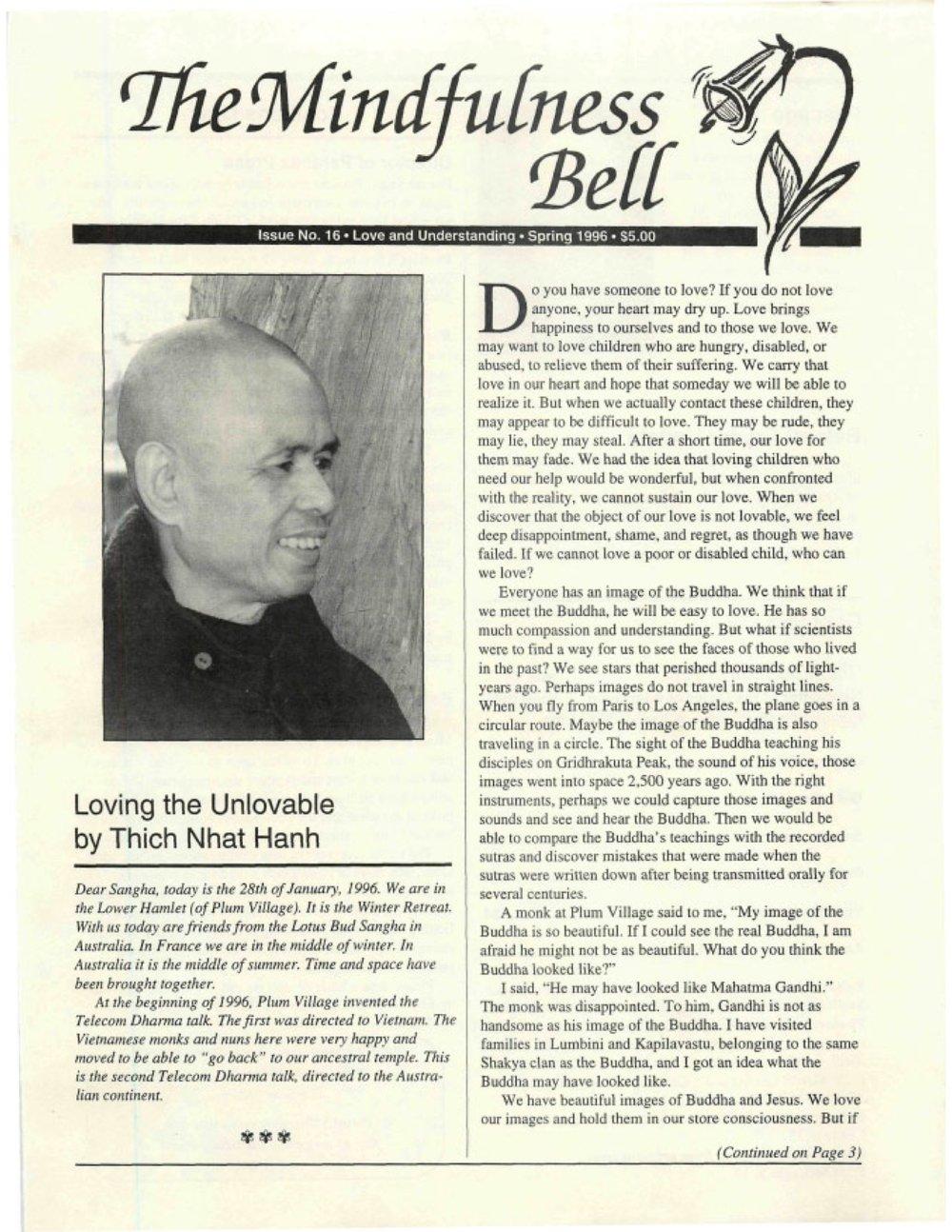 #16 1996 Spring