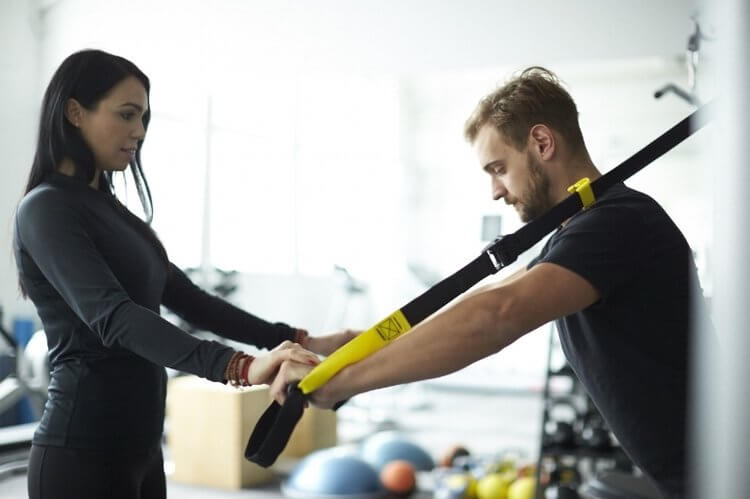 movementLAB personal fitness training with TRX