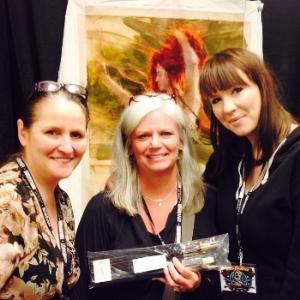 Rosemary Thompson, Lori Putnam & Symi Jackson