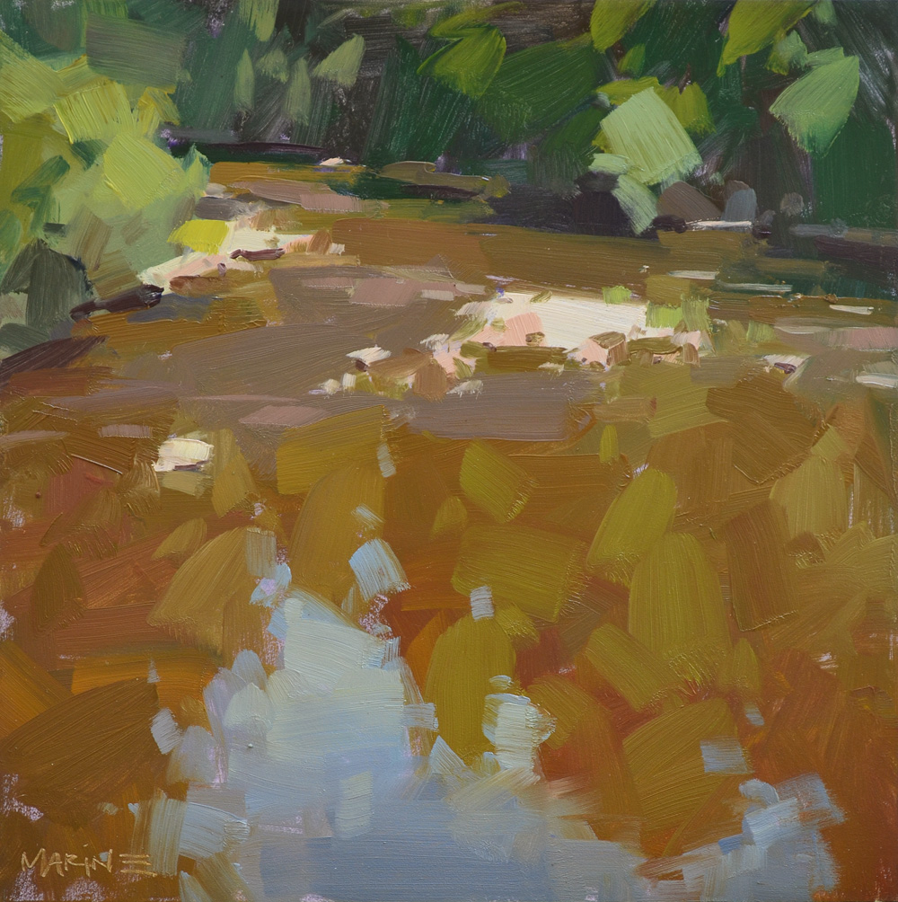 plein air painting is tough and some stuff that has helped me