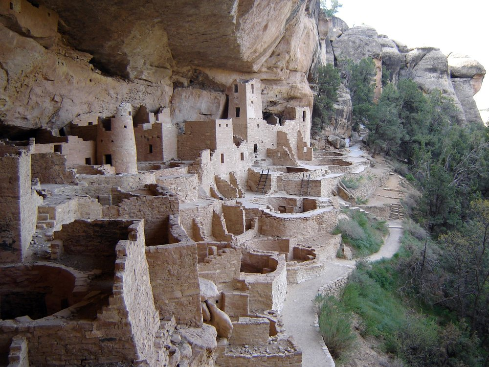 Mesa Verde National Park. Photo courtesy of National Park Service