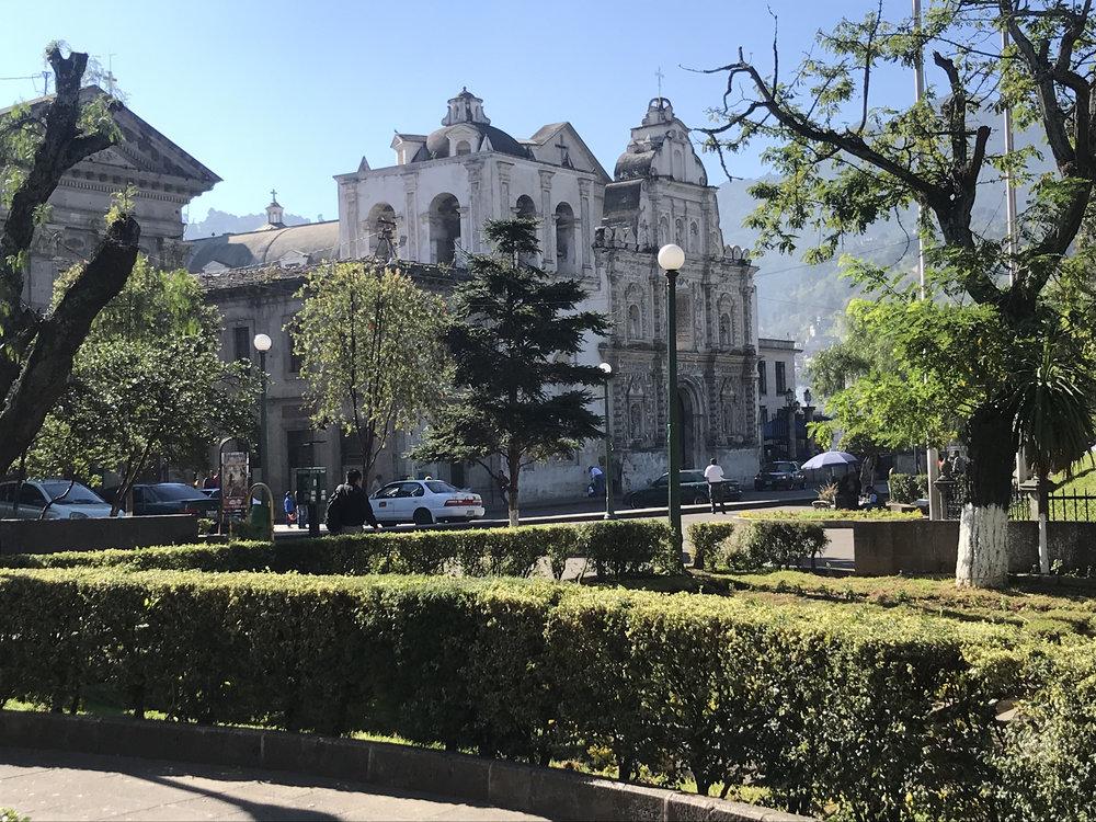 Quetzaltenango (Xela in Mayan)