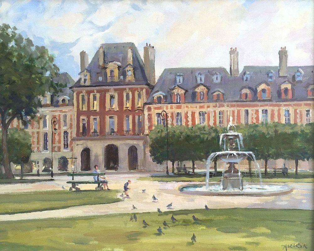 Place des Vosges, Paris.jpg