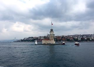 Leander's Tower or Kiz Kulesi, Istanbul