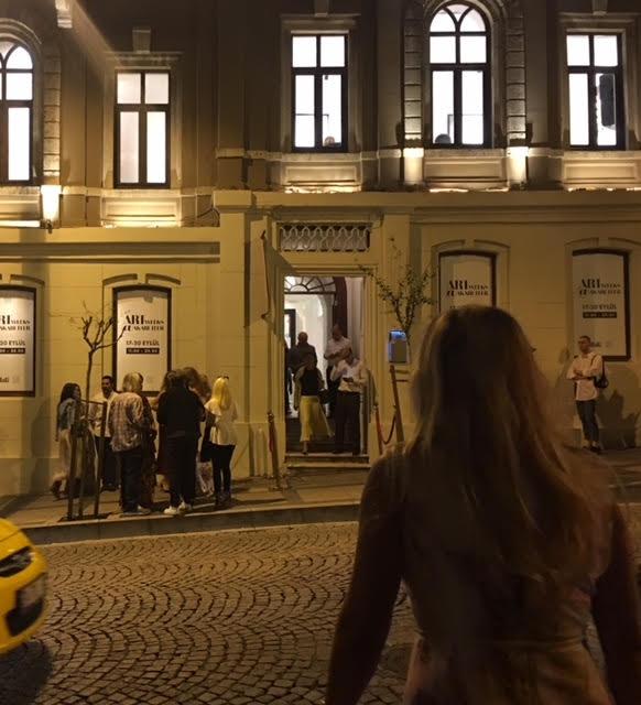 Merkur Gallery, Istanbul