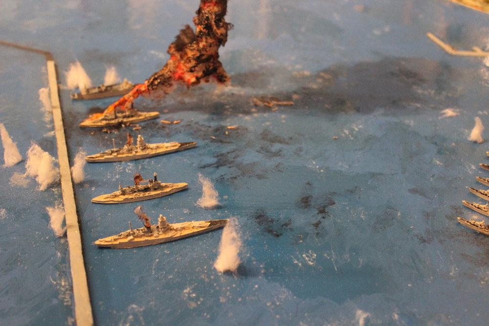 British Attack on Mers-el-Kebir (July 3, 1940) (1-2400 scale)