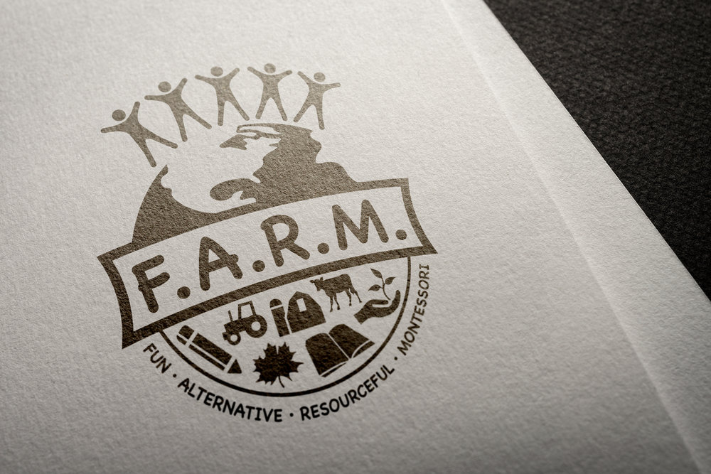 Branding Logo - F.A.R.M. for Boulevard North