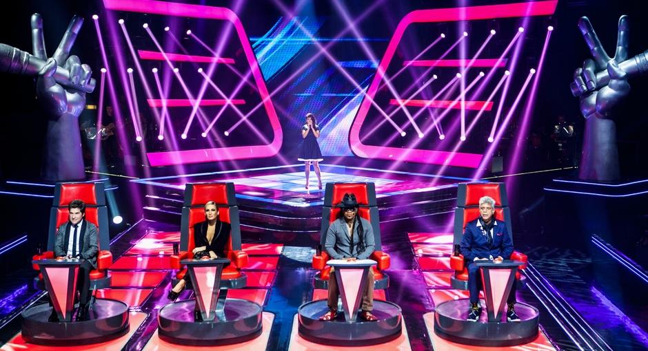 The Voice Brasil (credits: Globo)