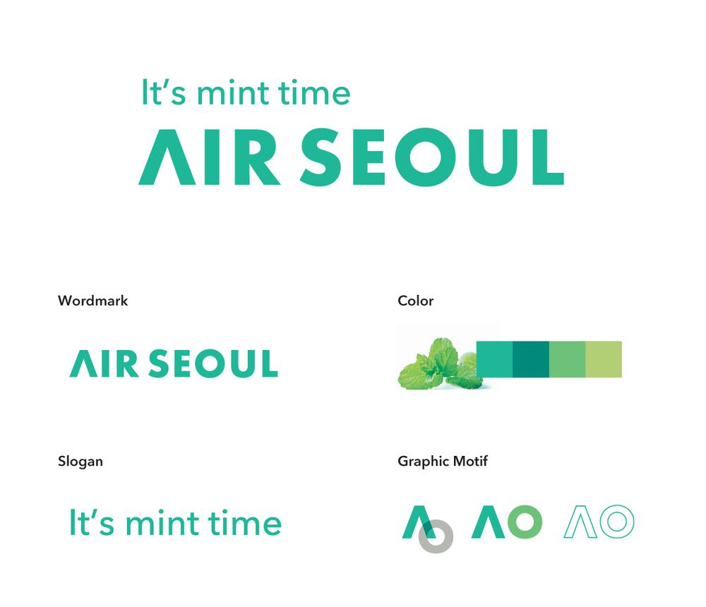 AIR SEOUL IDENTITY