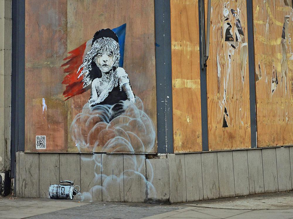 사진 :banksy.co.uk