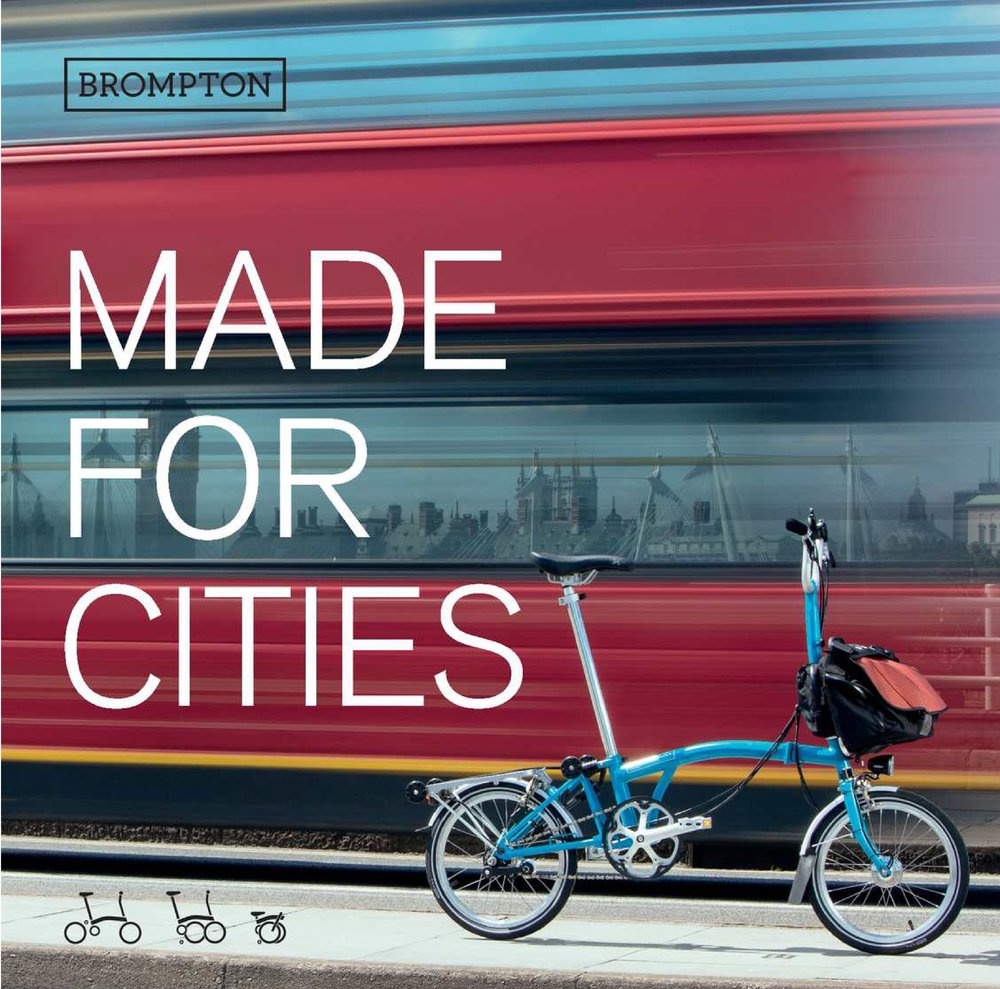 Brompton Catalogue 2015